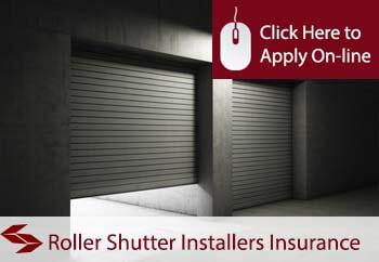 roller shutter door installers tradesman insurance