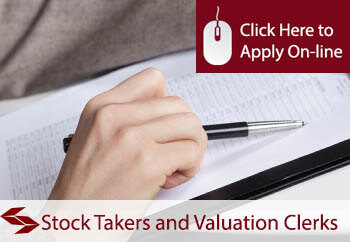 Stocktaking and Valuation Clerks Employers Liability Insurance