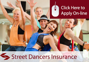 Street Dance Groups Liability Insurance