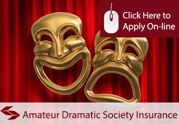 amateur dramatic society insurance