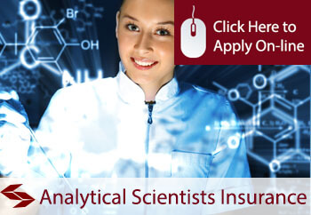 Analytical Scientists Liability Insurance