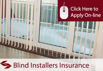 Blind Installers Liability Insurance