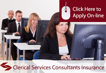 self employed clerical services consultants consultants liability insurance