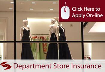 Department Store Shop Insurance