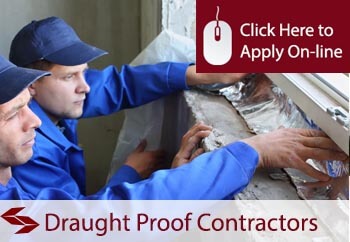 tradesman insurance for draught proofing contractors