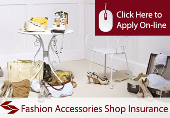 Fashion Accessories Shop Insurance