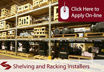 shelving and racking installers tradesman insurance