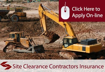 self employed site clearance contractors liability insurance