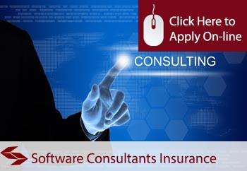 self employed software consultants liability insurance
