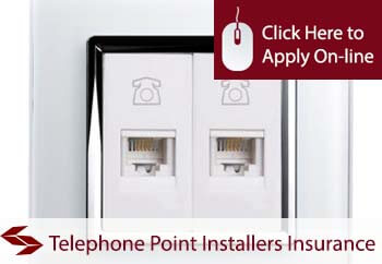 telephone point and extension installers tradesman insurance