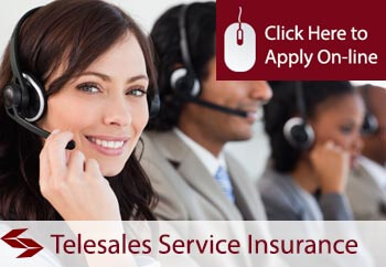 self employed telesales services liability insurance