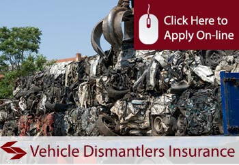 vehicle dismantlers insurance