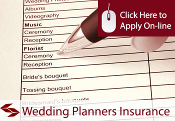 Wedding Planners Public Liability Insurance