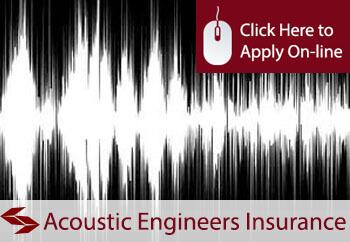 acoustic engineers insurance