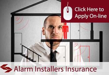 tradesman insurance for alarm installers
