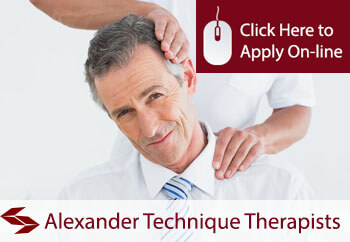 Alexander technique therapist insurance