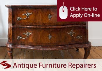 antique furniture repairers tradesman insurance