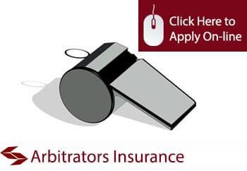 Arbitrators Professional Indemnity Insurance