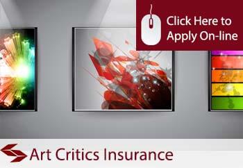 Art Critics Professional Indemnity Insurance