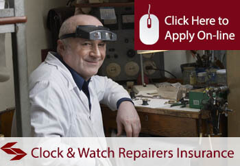 self employed clock and watch repairers liability insurance