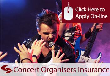 Concert Organisers Employers Liability Insurance