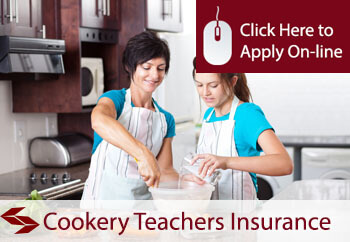 self employed cookery teachers liability insurance