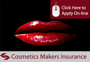 self employed cosmetics makers liability insurance
