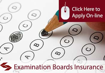 Examination Boards Professional Indemnity Insurance