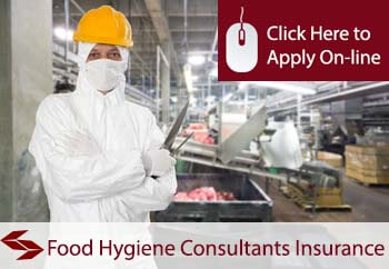 Food Hygiene Consultants Liability Insurance