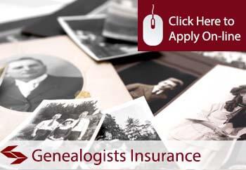 Genealogists Employers Liability Insurance