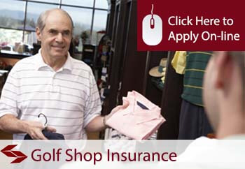 Golf Equipment Shop Insurance