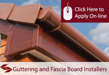 guttering and fascia board installers tradesman insurance