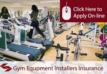 gym equipment installers tradesman insurance