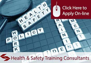 Health And Safety Training Consultants Liability Insurance