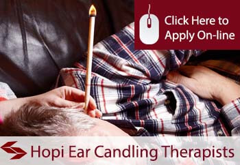 Hopi Ear Candling Therapist Public Liability Insurance