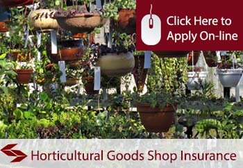 Horticultural Goods Shop Insurance