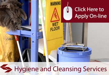 self employed hygiene and cleansing services liability insurance