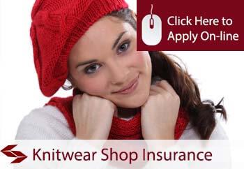 Knitwear Shop Insurance