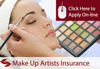 Make-Up Artists Professional Indemnity Insurance
