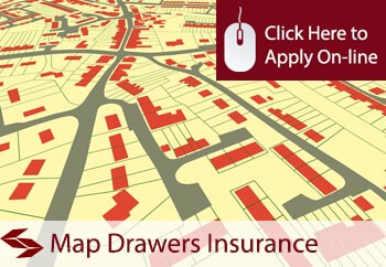 Map Drawer Professional Indemnity Insurance