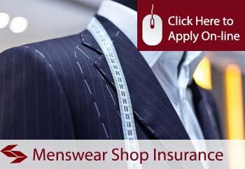 Menswear Shop Insurance