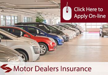 Motor Dealers Public Liability Insurance