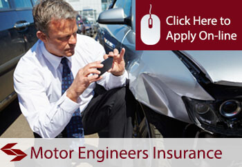 Self Employed Motor Engineers Liability Insurance