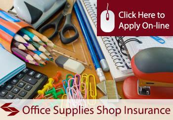 Office Supplies Shop Insurance