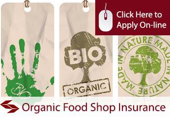 Organic Foods Shop Insurance