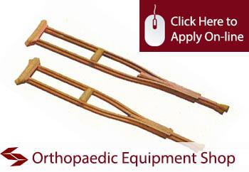 Orthopaedic Equipment Shop Insurance