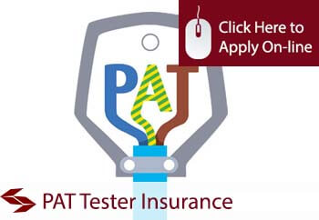 self employed PAT testers liability insurance