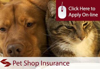Pet Shop Insurance