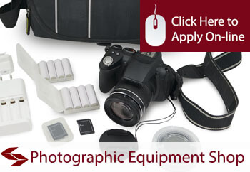 Photographic Equipment Shop Insurance