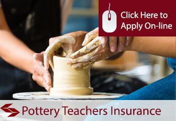 self employed pottery teachers liability insurance
